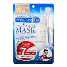 Купить <b>Japan Gals</b> Маска с гиалуроновой кислотой Пуре5 ...