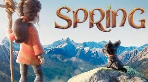 Animation Movies <b>2019</b> : <b>SPRING</b>   CGI 3D Animated Short Film for ...