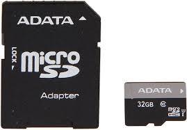Купить <b>карту памяти ADATA</b> Premier microSDHC 32GbUHS-I ...