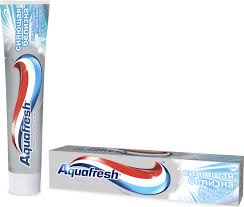 Aquafresh <b>зубная паста Сияющая</b> белизна 100 мл — купить в ...