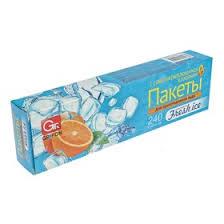 <b>Пакеты для льда</b> Grifon <b>самозакрывающиеся</b> 240 кубиков ...