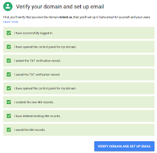 G Suite: Domain registered with Namecheap ownership validati