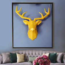 Detail Feedback Questions about <b>Sika Deer</b> Plum Wall decoration ...