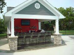 pool houses sheds bar        x      Siesta Poolside Bar  vinyl    Pool House Kitchen