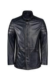 Кожаная <b>куртка ROCCOBAN</b> арт RBAK10006M_NAVY NAVY ...