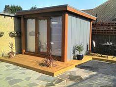 9 x 9 qt5 garden office pod from booths garden studios chad garden pod