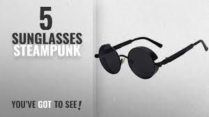 Top 10 Sunglasses Steampunk [ Winter 2018 ]: Steampunk <b>Retro</b> ...