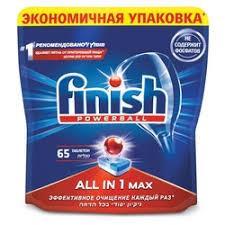 «<b>Таблетки</b> для посудомоечной машины <b>Finish</b> Powerball All in 1 ...
