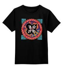 """Детские футболки c дизайнерскими принтами """"<b>kiss</b>"""" - купить в ..."""
