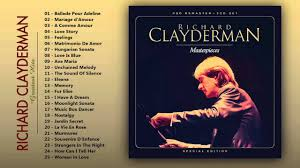 <b>Richard</b> Clayderman - Greatest hits of Piano - The Very Best of ...
