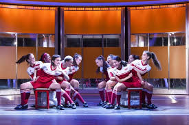 photo flash  new look at bend it like beckham in the west end