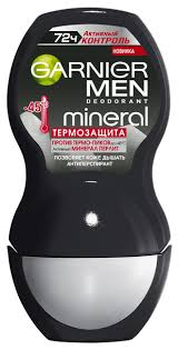 <b>Дезодорант</b>-антиперспирант <b>ролик</b> Garnier Men Mineral ...