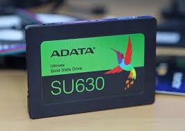 Обзор <b>накопителя ADATA Ultimate</b> SU630: пробуем в деле 3D QLC