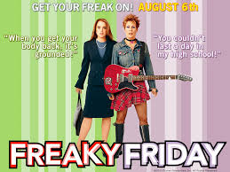 Image result for freaky friday cliff notes on the movie