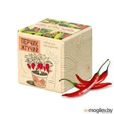 Купить умное <b>растение Экокуб Перчик ECB-01-12</b> с доставкой по ...