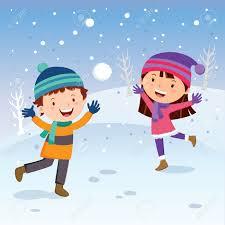 Risultati immagini per clipart passeggiata neve