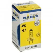 <b>Narva H7</b> Standard - 483283000 Галогеновые <b>лампы</b> купить в ...