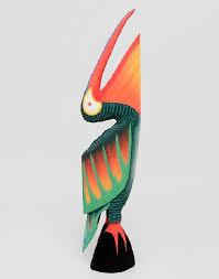 Интерьерная статуэтка пеликана купить в подарок