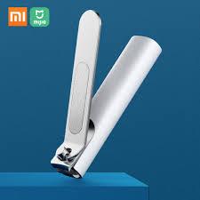 <b>Xiaomi Mijia</b> Plash Proof Nail Clipper Mijia Defence Spatter Nail ...