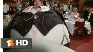 The Meaning of Life (10/11) Movie <b>CLIP</b> - Mr. Creosote Blows (1983 ...