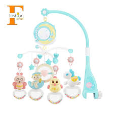 ~stock~<b>Baby Rattles Crib Mobiles</b> Toy Holder Crib Mobile Bed ...