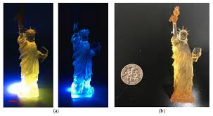 3D <b>printing</b> with quantum dots could protect us from UV rays - 3D ...