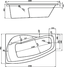 <b>Акриловая ванна Santek Майорка</b> XL R купить в магазине ...