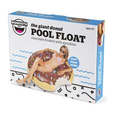 <b>Круг надувной BigMouth</b> Chocolate Donut BMPFCD купить в ...
