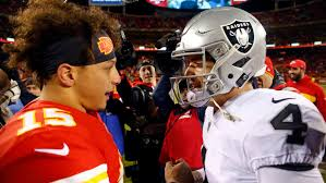 Chiefs vs Raiders Odds, Date, Time, Spread and Prop Bets for NFL ...