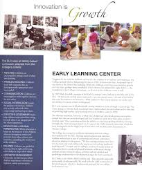 alverno college early learning center article about the alverno college early learning center