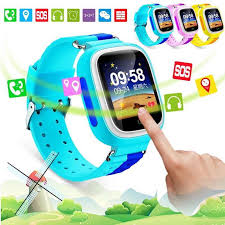 <b>Anti</b>-<b>lost Smart Watch GPS</b> Tracker SOS Call GSM SIM Xmas Gifts ...