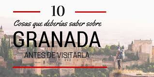 10 cosas que deberías saber antes de visitar Granada