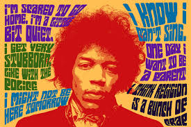 <b>Jimi Hendrix</b>: 50 Quotes For 50 Years