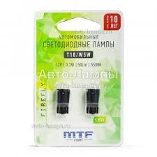 Светодиоды <b>MTF</b>-<b>Light</b> - Авто-<b>Лампы</b>