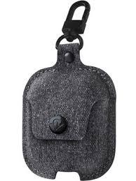 <b>Чехол Twelve South Leather</b> AirSnap для APPLE AirPods Black 12 ...