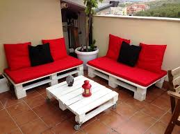 patio furniture from pallets. wooden pallet terrace furniture patio from pallets