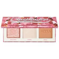<b>Benefit</b> Cosmetics <b>Cheekleaders Mini Cheek</b> Palette Bronze in <b>2020</b> ...