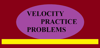 basic physics solving velocity problems guided practice w basic physics solving 8 velocity problems guided practice w hardcopy