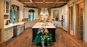 House Plans   Fabulous Kitchen Floor Plans   DFD House Plansopen kitchen floor plan