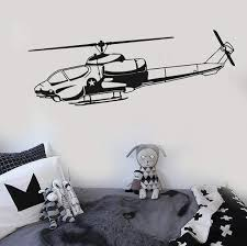 "<b>Military</b> And Patriotic <b>Wall</b> Vinyl Decal — Tagged ""<b>Helicopter</b> ..."