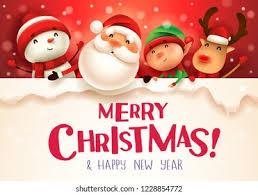 <b>Christmas Cartoon</b> Images, Stock Photos & Vectors | Shutterstock