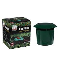 <b>Ловушка для СЛИЗНЕЙ</b>, 11x10 см 2 шт в упаковке (2475145 ...