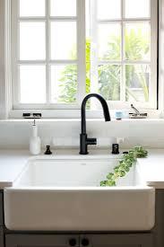 mitzy fireclay lightweight rerversible farmhouse sink