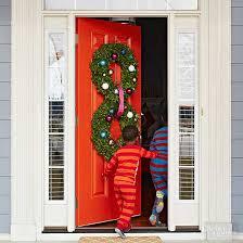 christmas decor traditional exterior