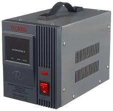 <b>Стабилизатор напряжения</b> однофазный <b>РЕСАНТА</b> ACH-2000/1 ...