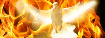 Image result for Holy Spirit Baptism