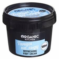 <b>Крем для</b> ног Organic Kitchen <b>Освежающий</b> Танцы на льду ...