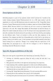 internship report recruitment selection process of square tariqul bari senior executive square pharmaceuticals and my academic supervisor sohana wadud ahmad