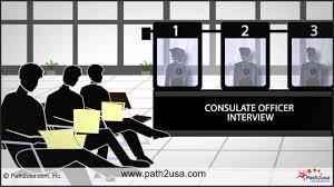 us visa interview process