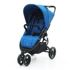 Valco <b>Baby</b> Snap 3 – трёхколёсная прогулочная коляска с ...